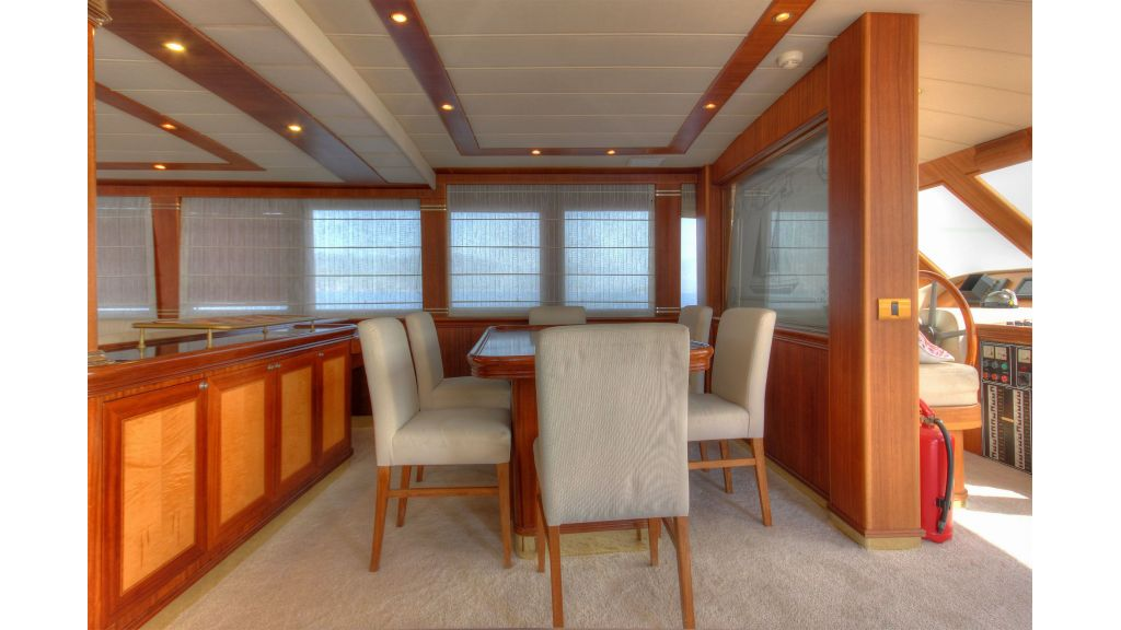 Custom Design Motor Sailer (25)