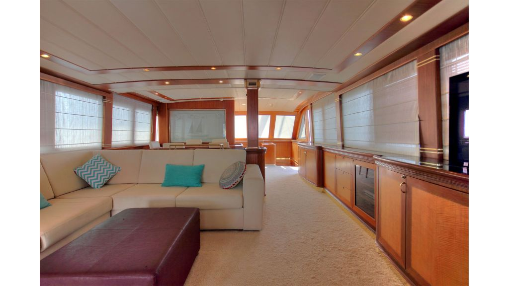 Custom Design Motor Sailer (28)