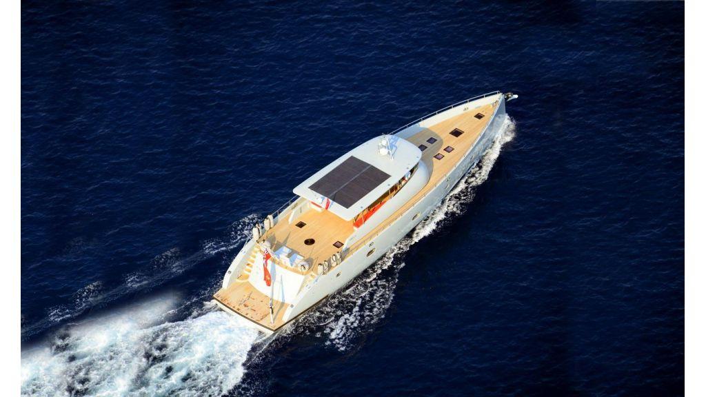 Ghost 78 motoryacht