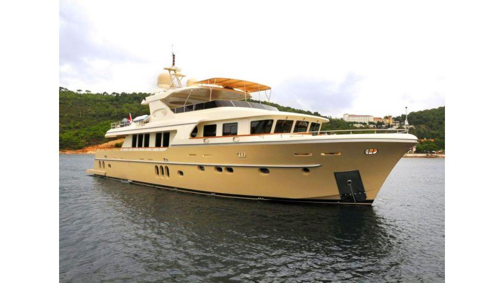 Trawler Motor Yacht for sale (23)