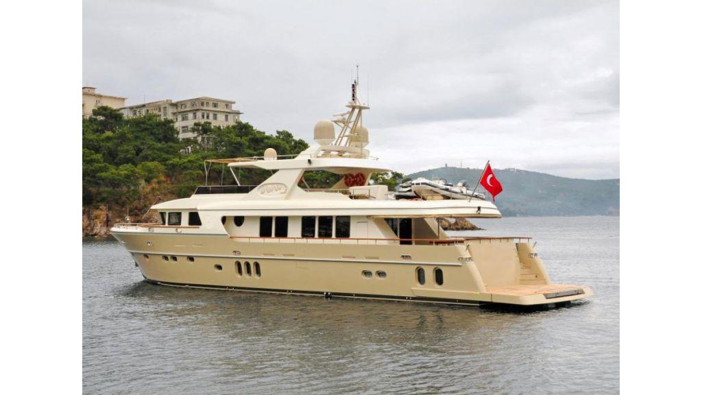 Trawler Motor Yacht for sale (1)