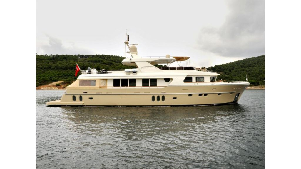 Trawler Motor Yacht for sale (2)