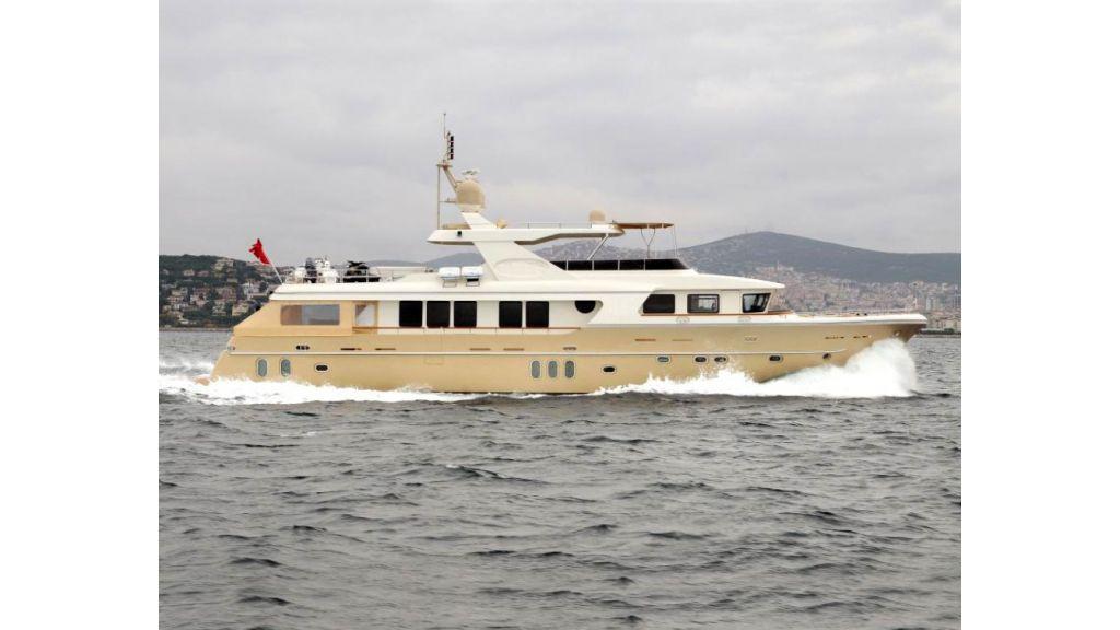 Trawler Motor Yacht for sale (4)