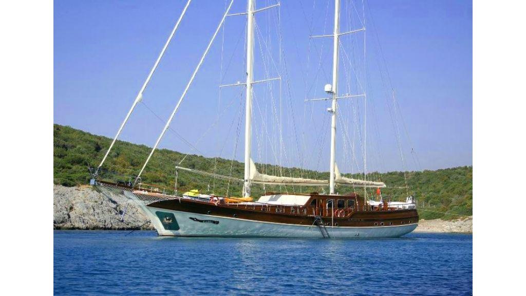 2 Masted Turkish Gulet (2)