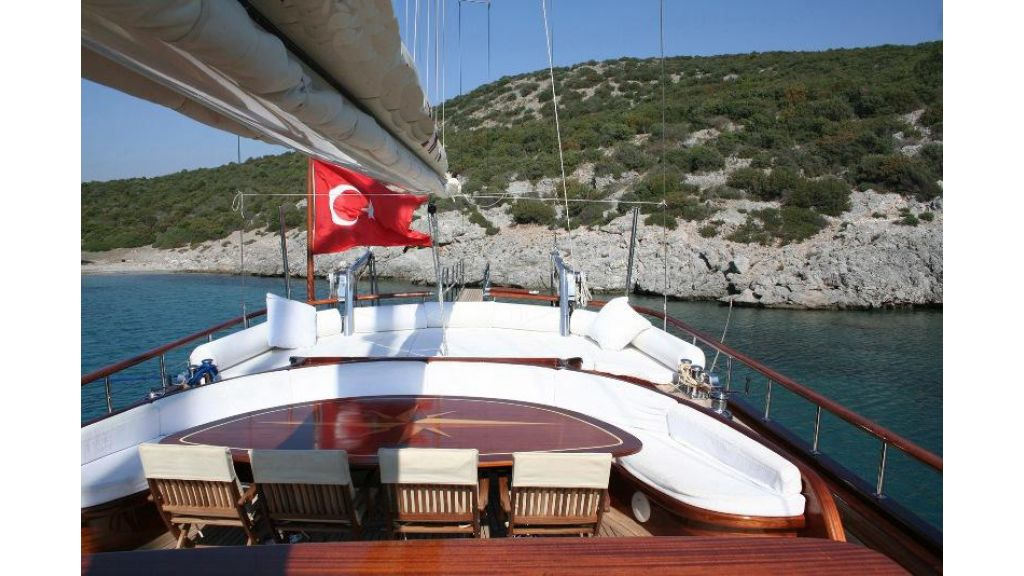 2 Masted Turkish Gulet (3)