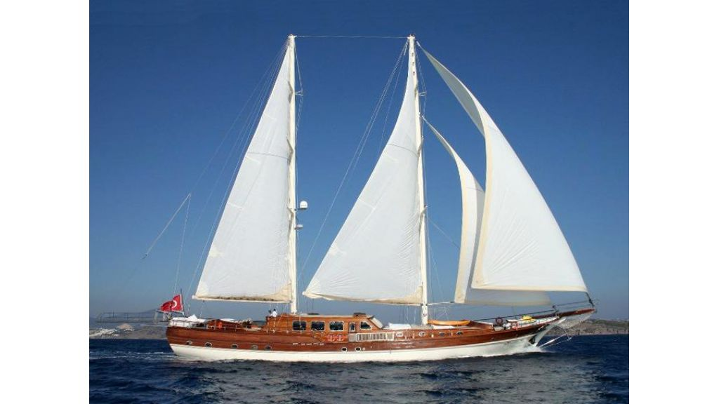 2 Masted Turkish Gulet (9)