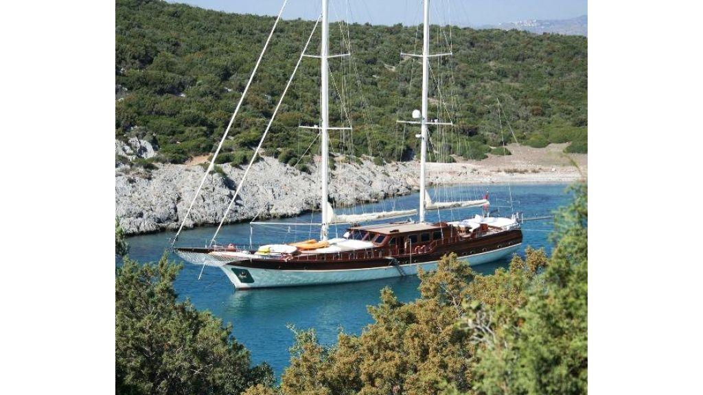 2 Masted Turkish Gulet (18)