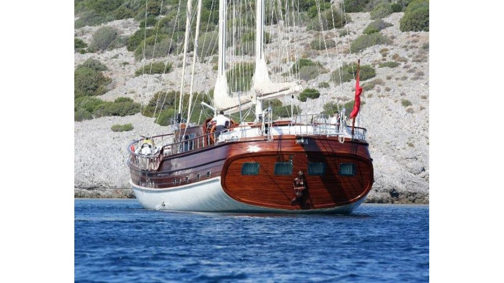 2 Masted Turkish Gulet (19)