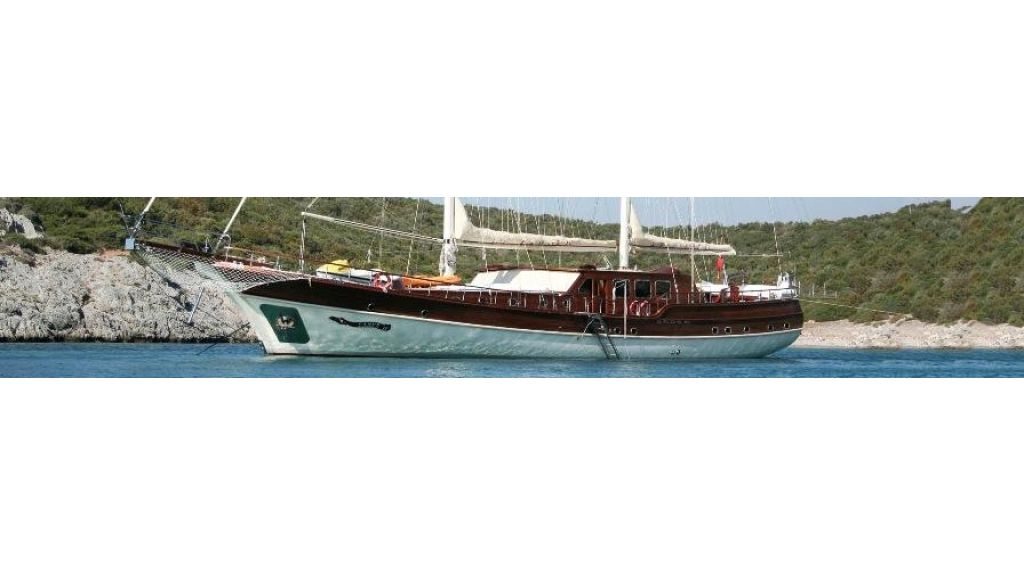 2 Masted Turkish Gulet (1)