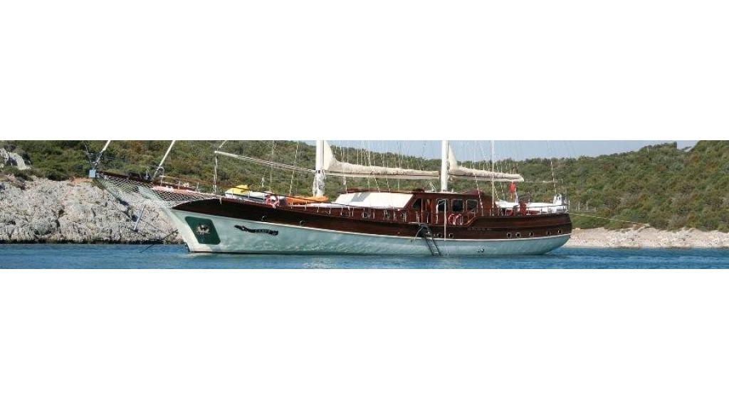 2 Masted Turkish Gulet (1)