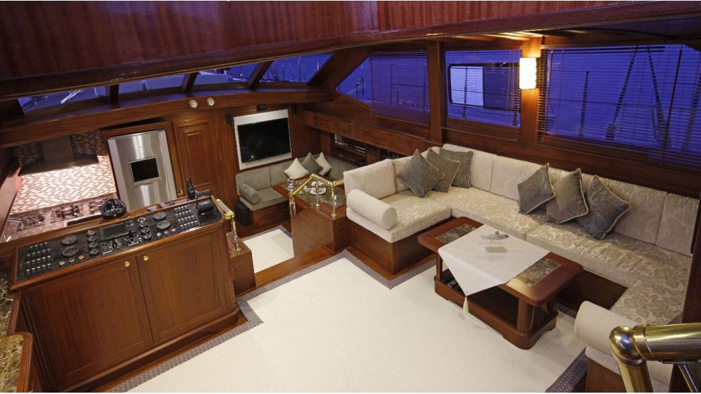2012 Built Motor sailing yacht (18)