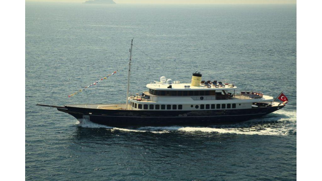2012 Classic design motoryacht master