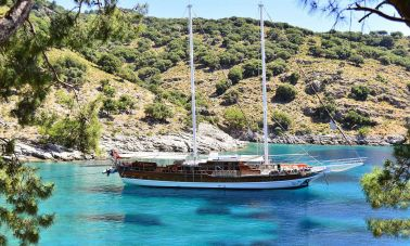 8 Cabins Charter Yacht master