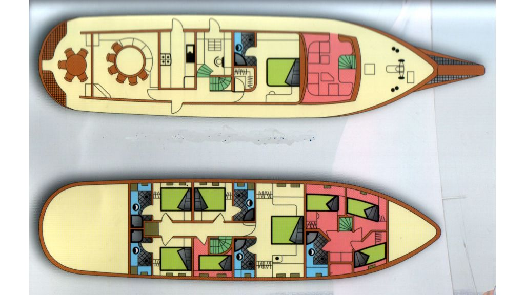 Custom Gulet For Sale (34)