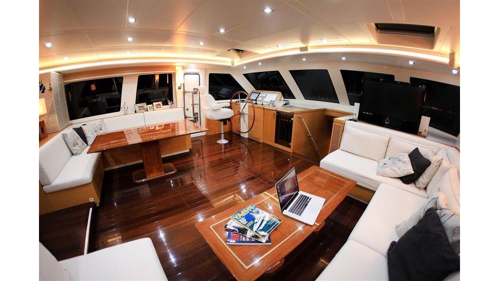 gulet living room