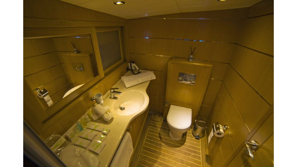 Luxury 5 Cabins Gulet (12)