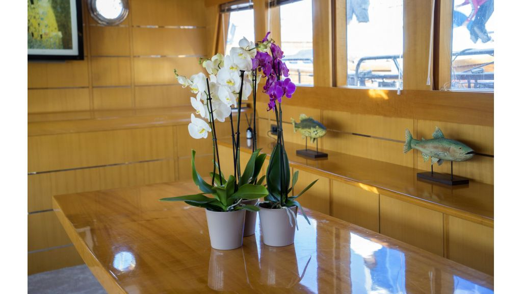 Luxury 5 Cabins Gulet (20)