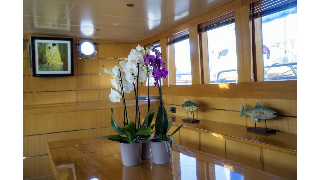 Luxury 5 Cabins Gulet (22)