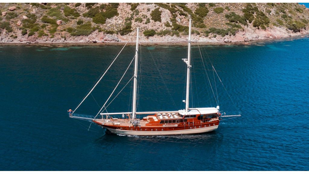Luxury 5 Cabins Gulet (29)
