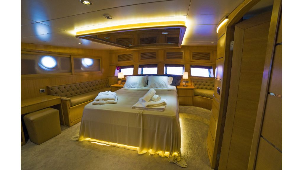 Luxury 5 Cabins Gulet (5)