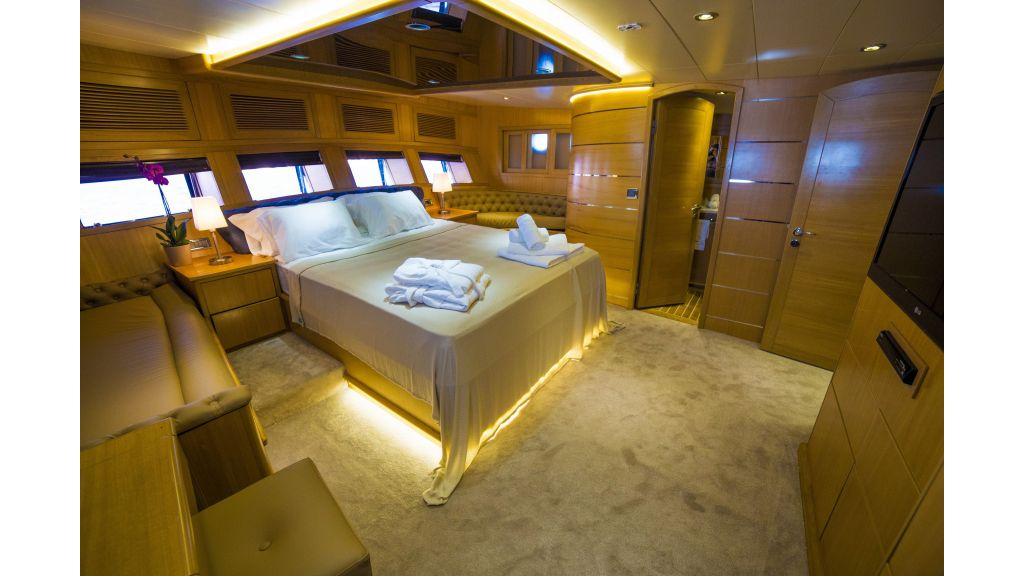 Luxury 5 Cabins Gulet (7)