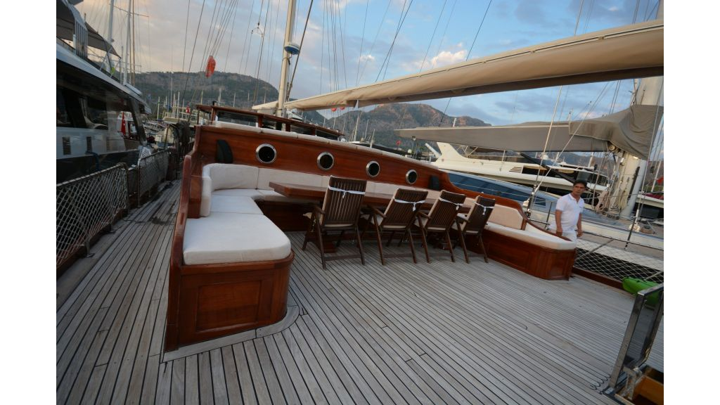 Luxury cheap gulet for sale (21)