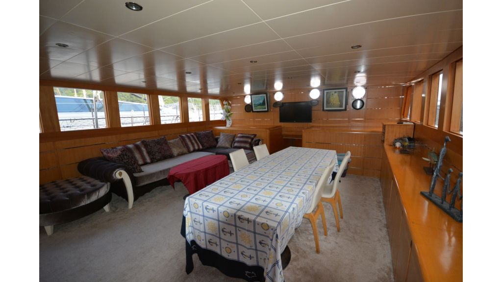 Luxury cheap gulet for sale (5)