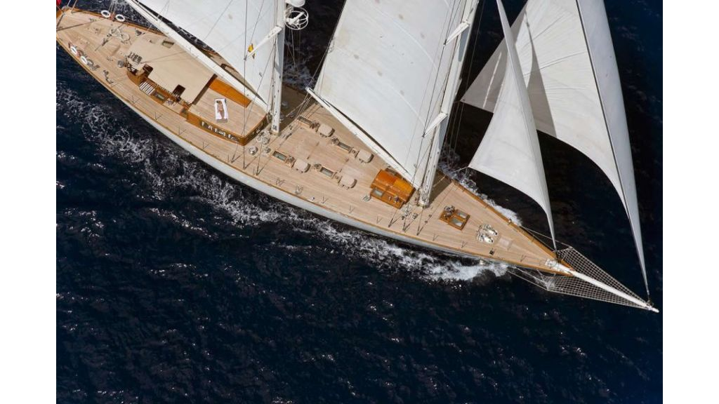 Luxury Sailing Yacht For Sale 36