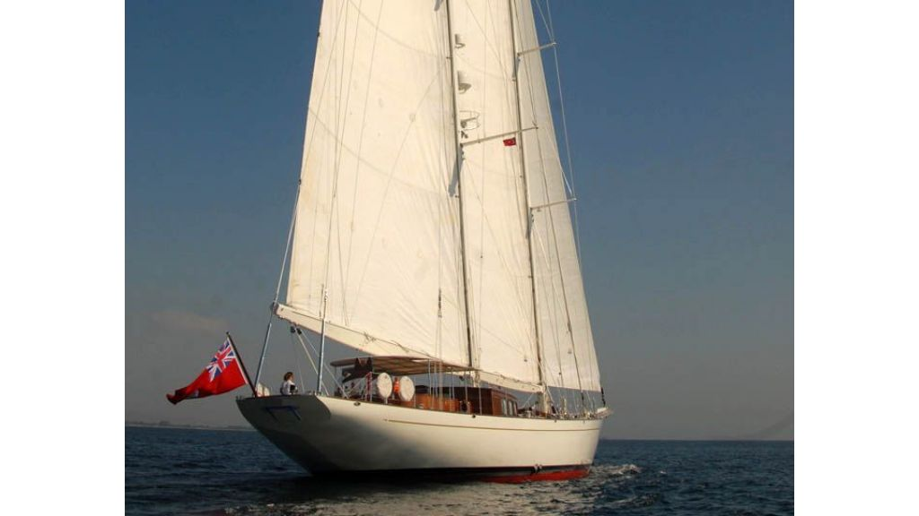 Luxury Sailing Yacht for sale,
