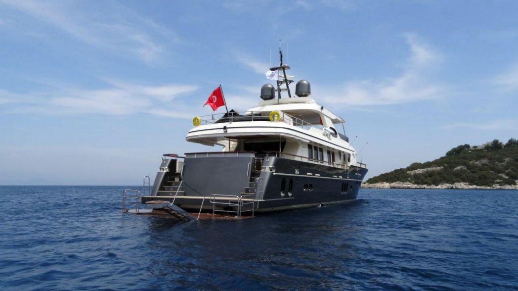 Trawler Motor Yacht (1)