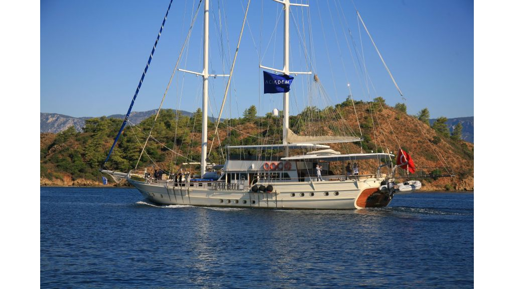 Turkish Commercial Charter Yacht for Sale (1)