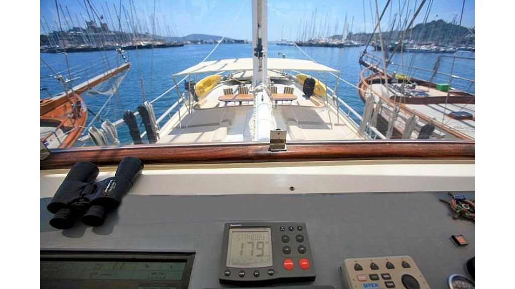 Turkish Commercial Charter Yacht for Sale (10)