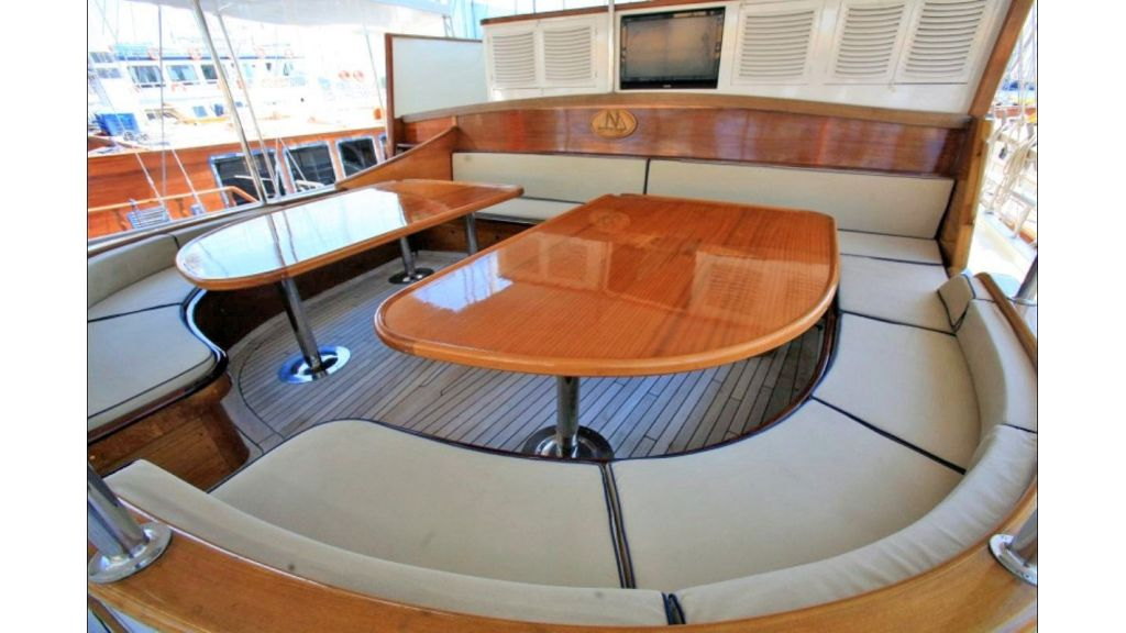 Turkish Commercial Charter Yacht for Sale (11)