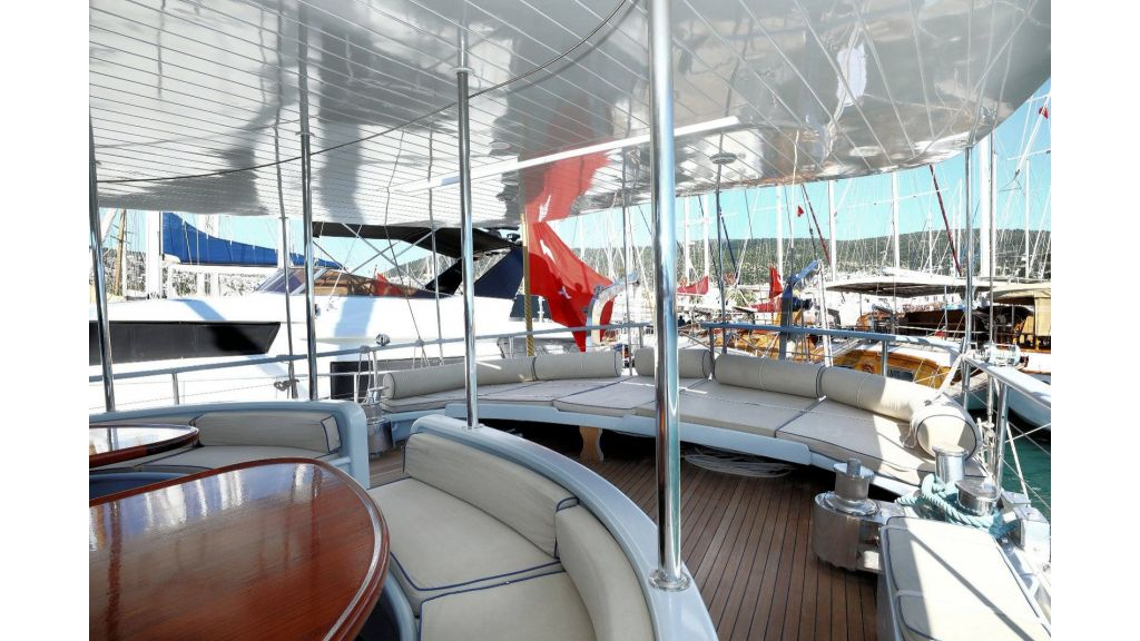 Turkish Commercial Charter Yacht for Sale (12)