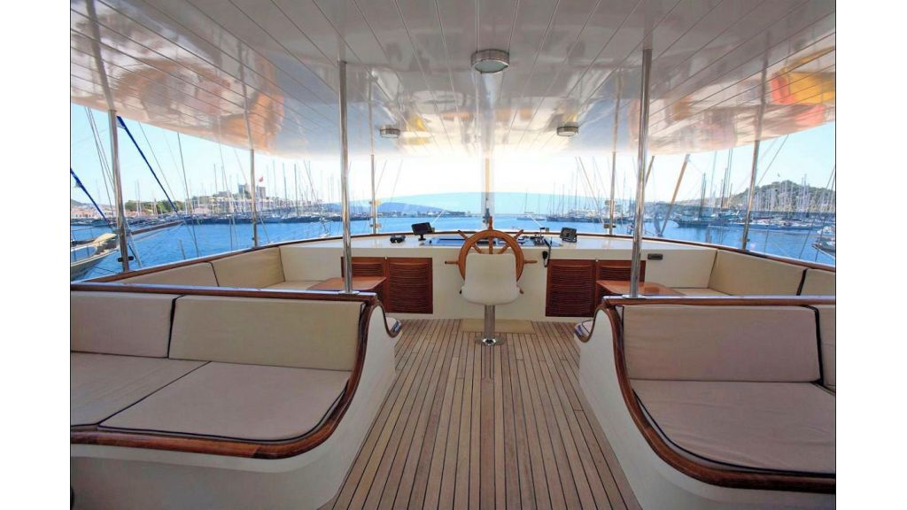 Turkish Commercial Charter Yacht for Sale (13)
