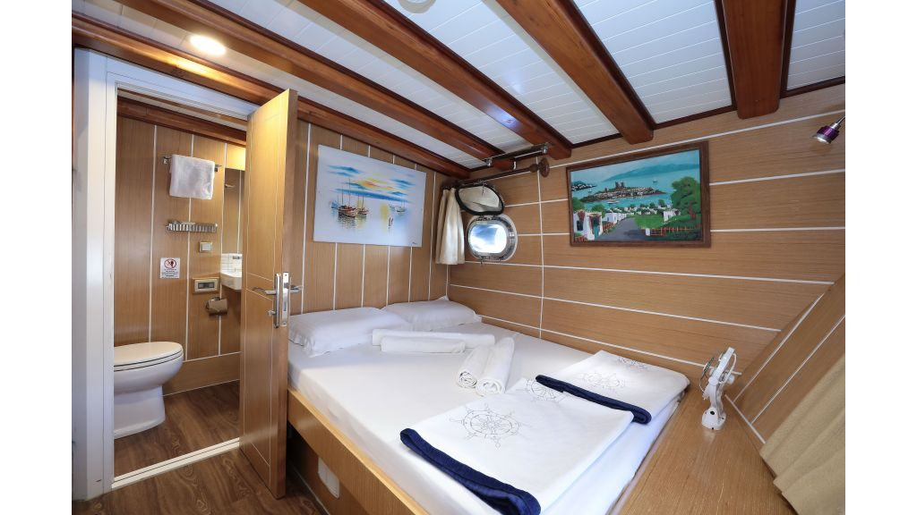 Turkish Commercial Charter Yacht for Sale (15)
