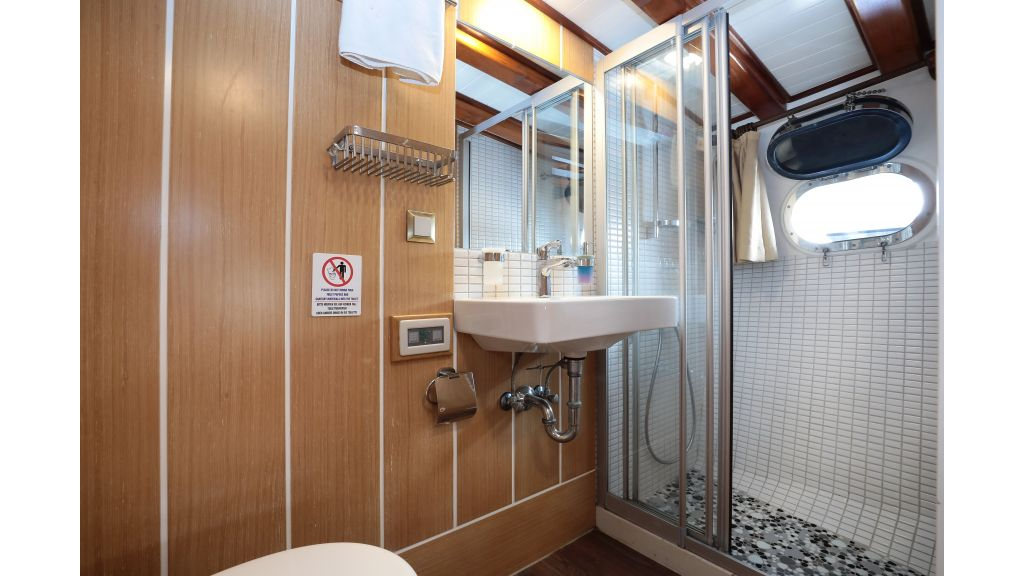 Turkish Commercial Charter Yacht for Sale (16)