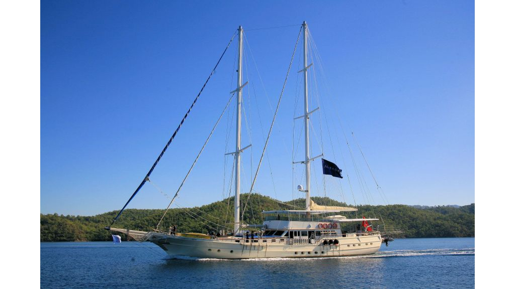 Turkish Commercial Charter Yacht for Sale (2)
