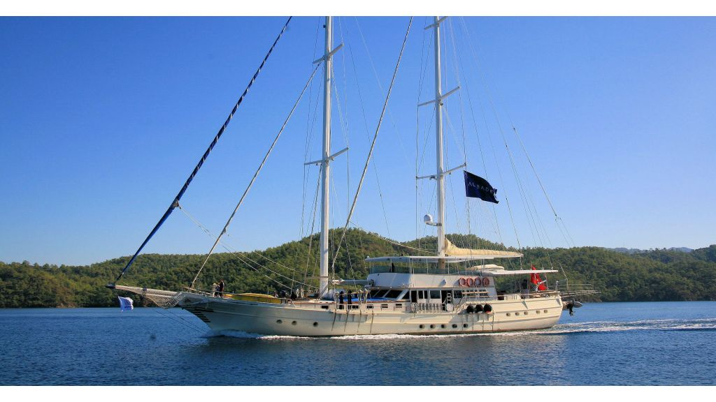 Turkish Commercial Charter Yacht for Sale (2) - master