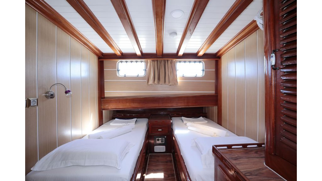 Turkish Commercial Charter Yacht for Sale (20)