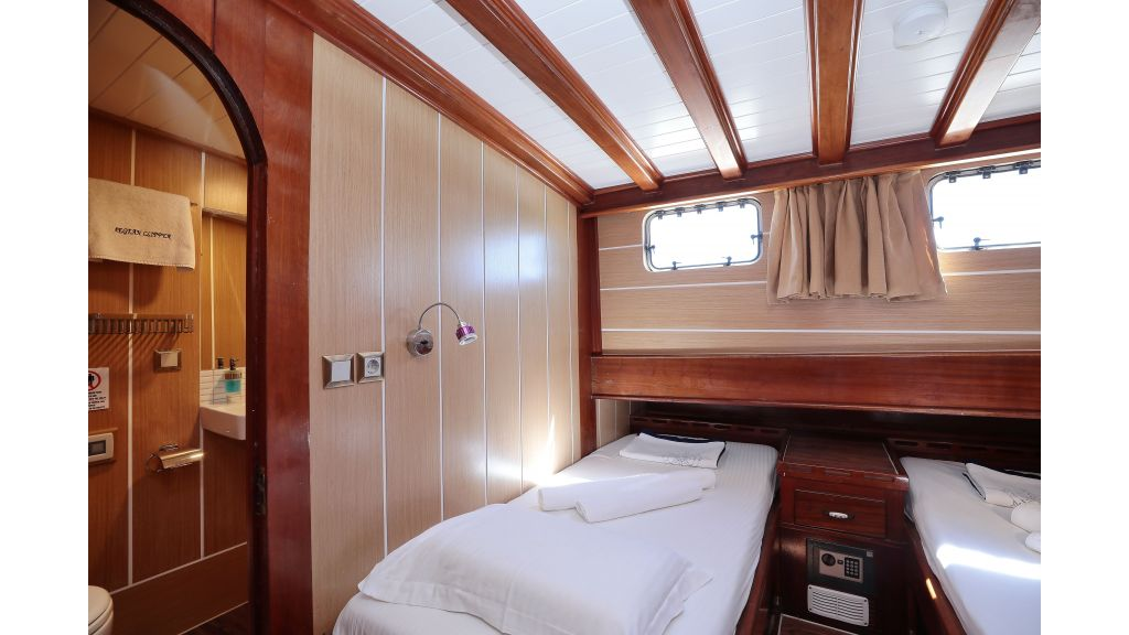 Turkish Commercial Charter Yacht for Sale (21)