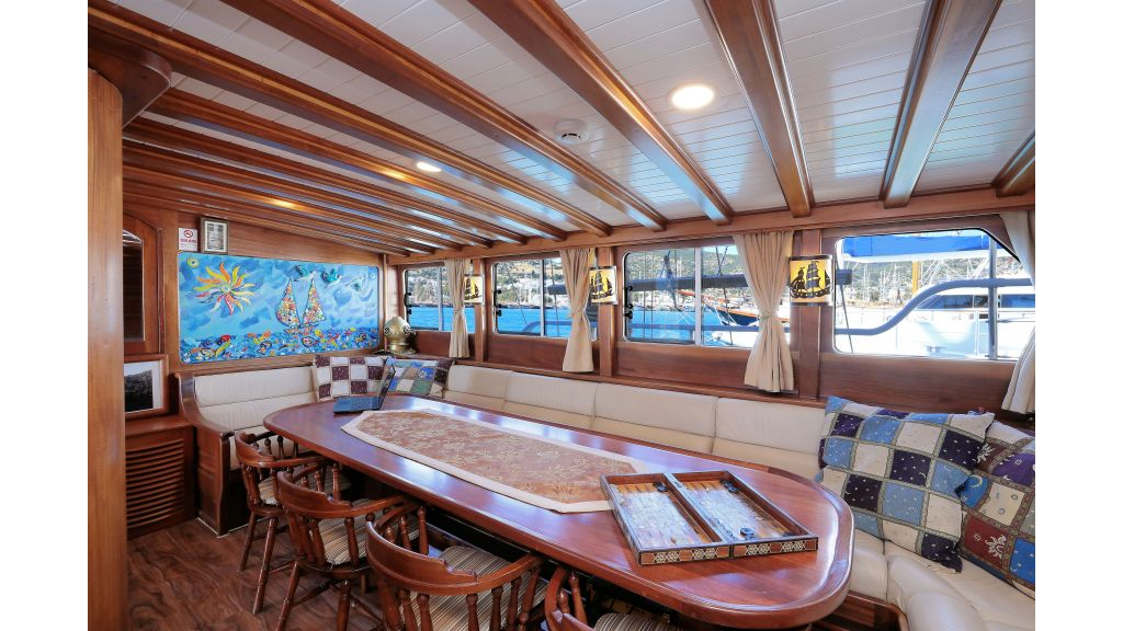 Turkish Commercial Charter Yacht for Sale (26)