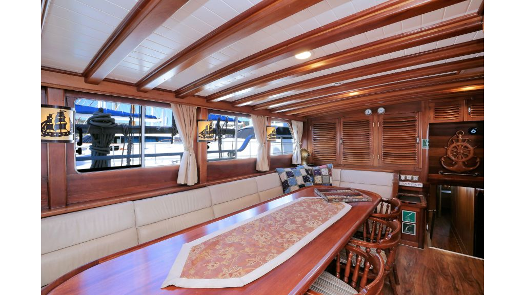 Turkish Commercial Charter Yacht for Sale (27)