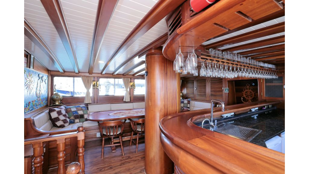 Turkish Commercial Charter Yacht for Sale (28)
