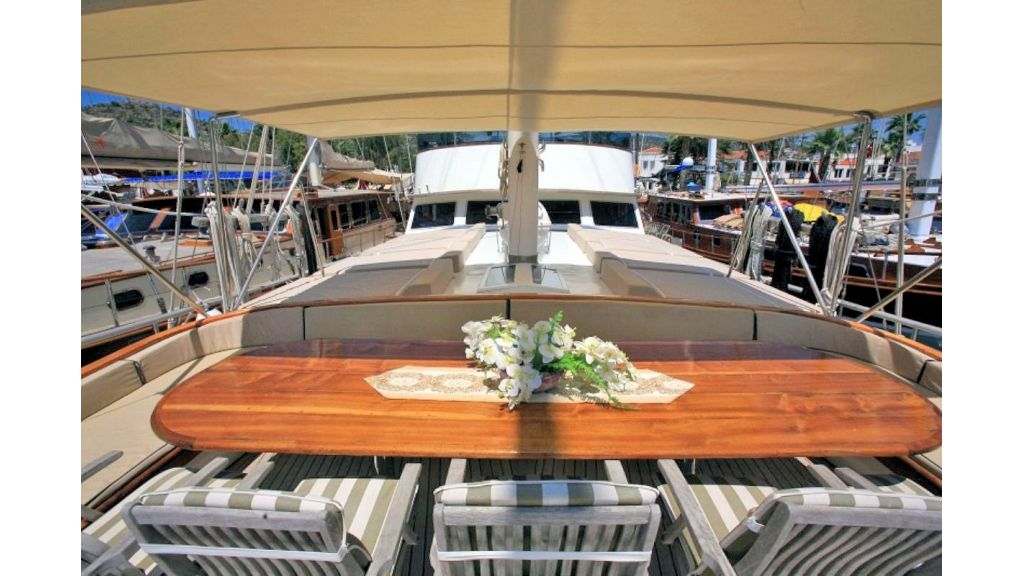 Turkish Commercial Charter Yacht for Sale (3)