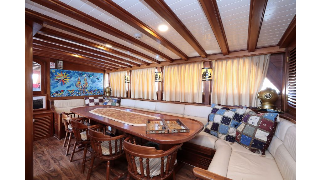 Turkish Commercial Charter Yacht for Sale (30)