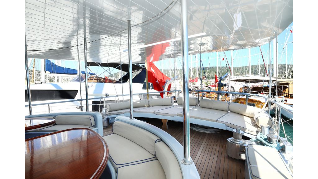 Turkish Commercial Charter Yacht for Sale (31)