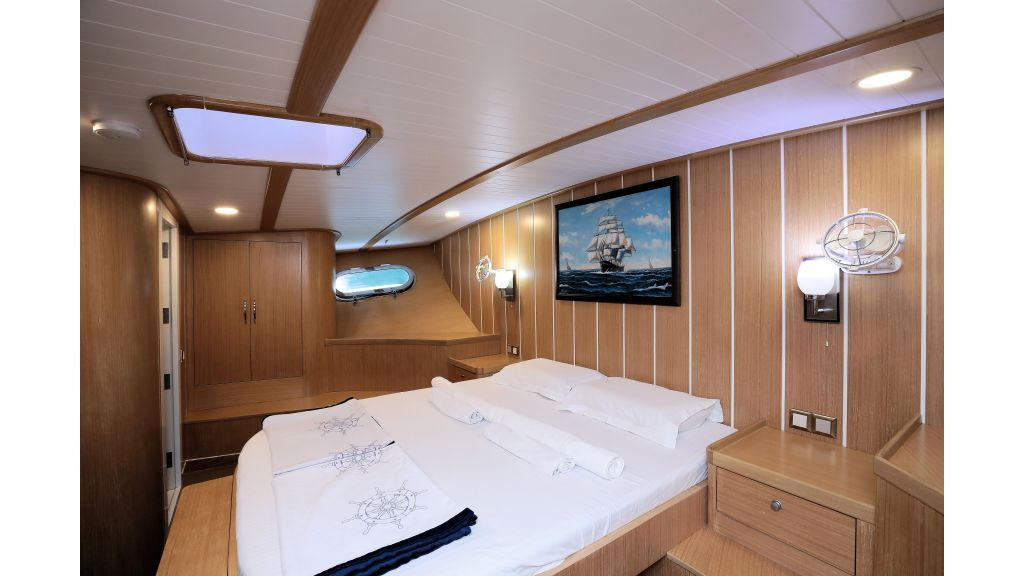 Turkish Commercial Charter Yacht for Sale (34)