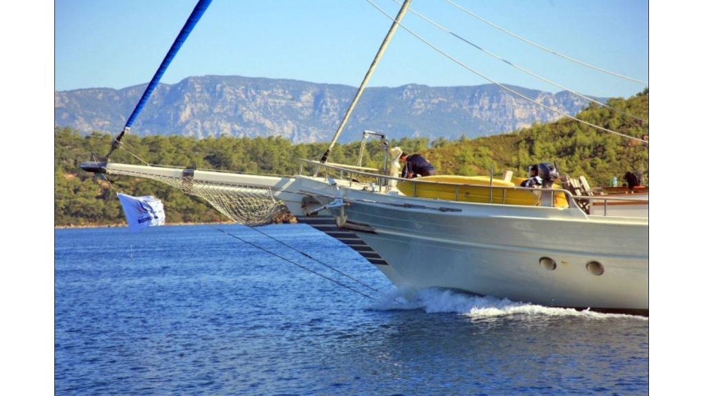 Turkish Commercial Charter Yacht for Sale (4)
