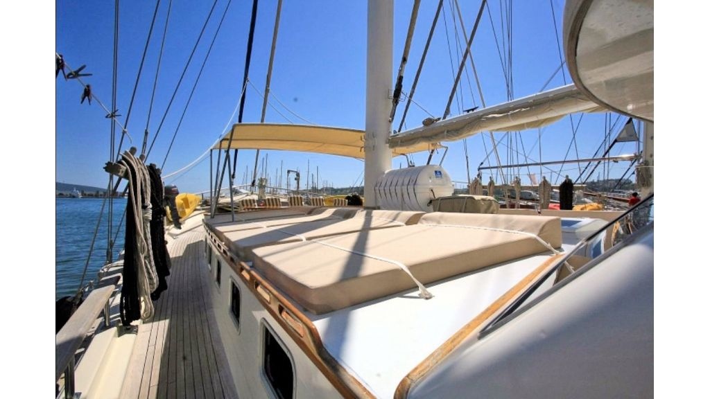 Turkish Commercial Charter Yacht for Sale (5)